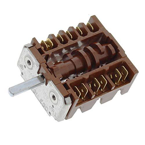 spares2go Funktion Schalter für Kaminöfen/New Home Main Ofen