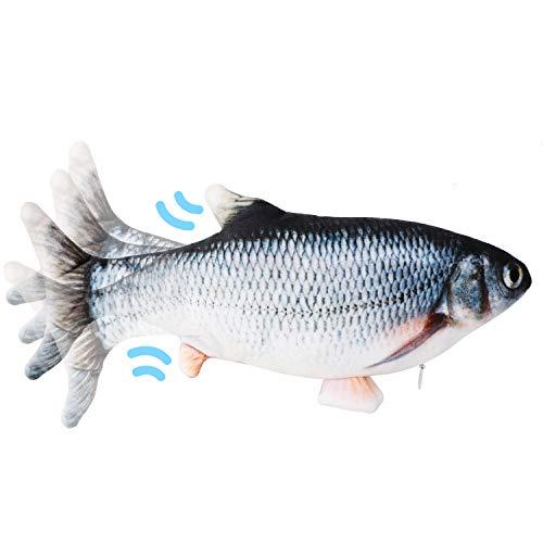 Ruolan Flippity Fish Cat Toy