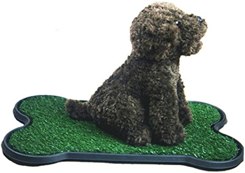885de0a40bca Toilet Lawn Dogs Small Teddy , Turf Patch Mat Pee Pad Grass Dog Pet ...