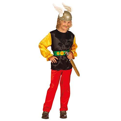 WIDMANN Widman - Disfraz de asterix para niño, talla M (8-10 años) (41967)