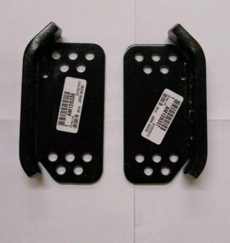 Review John deere Skid Shoes for 47 59 and 60 inch snowblowers AM128336, Am128337