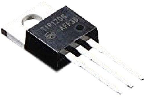 Ils - 50 Stücke TIP120 NPN TO-220 Darlington Transistor