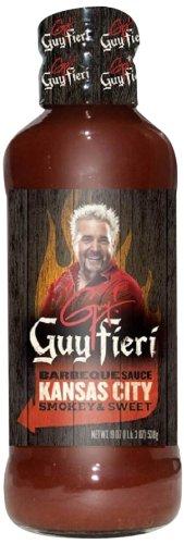 Guy Fieri BBQ Sauce Kansas City Pack 19 of 6 service Chicago Mall Ounce