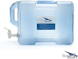 Bluewave PK38GR-100 Lifestyle BPA Free Portable Refrigerator Bottle with Valve, 3 gallon