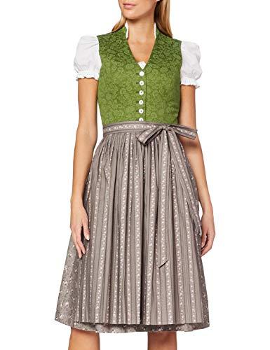 BERWIN & WOLFF TRACHT FOLKLORE LANDHAUS Damen Dirndl Kleid 806815 Größe 36