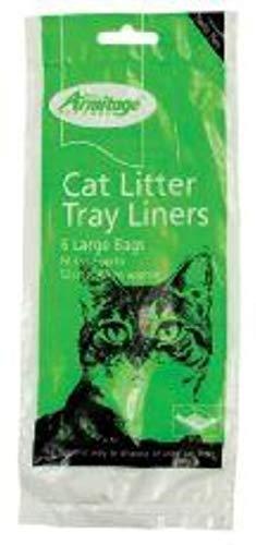 Armitage Pet Care - Lettiera per Gatti, Misura Grande, Confezione da 6