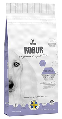 Bozita Hundefutter Sensitive Single Protein Lamb, 1er Pack (1 x 12.5 kg)