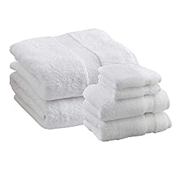 Top 5 Best Charisma Bath Towels 2021