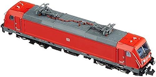 Arnold HN2406D Elektrolokomotive Baureihe 187 der DB Cargo, Epoche VI, Digital Modellbahn, Verkehrsrot