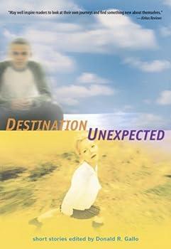 Paperback Destination Unexpected: Short Stories Book