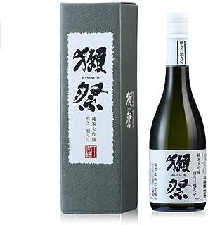 獭祭 39纯米大吟酿 720ml(新老包装、批次随机发货,品质不变)