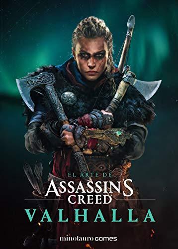 El arte de Assassin's Creed: Valhalla (Minotauro Games)