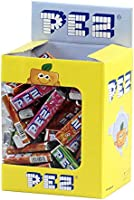 PEZ - Boîte de 100 Recharges de Bonbons PEZ Fruits - Bonbon Vegan, Sans Colorants Artificiels, Sans Gluten, Sans OGM et...