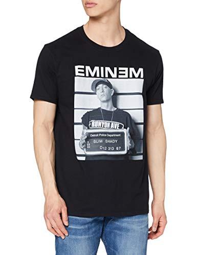 Unknown Herren T-Shirt, Schwarz - Black, XXL