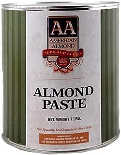 American Pure Almond Paste 7-Pound Tub