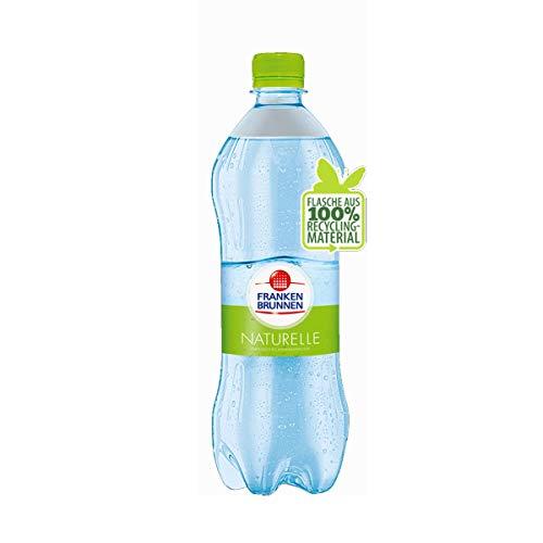 Franken Brunnen Mineralwasser Naturelle Einwegflaschen 750ml