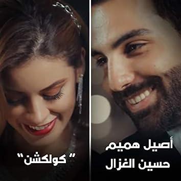 Aseel Hamim and Hussain Al Ghazal Collection