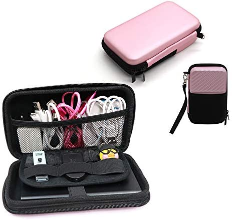 Electronic Accessories Bag Digital Storage Bag Hard Drive Organizers Travel Case for Earphone product image