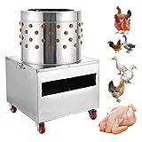 wuyule 2HP 110V 20' Chicken Plucker Machine, Chicken Feather Plucker, Poultry Plucker Machine, Automatic Chicken Plucker - Ideal for Poultry Chicken, Bird, Duck, Turkey, Quail