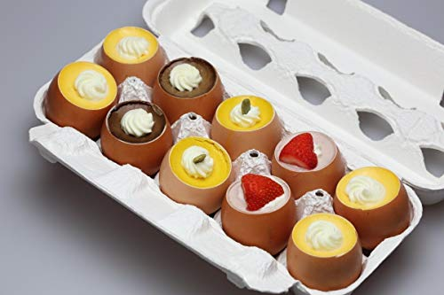 New Egg Shell Topper JJMG Japanese Stainless Steel Craker Easter Premium Kitchen Tool for Removing Raw, Soft or Hard Boiled Egg Shells, Separate Cut the Top of the Egg Shell Smooth Round Opening