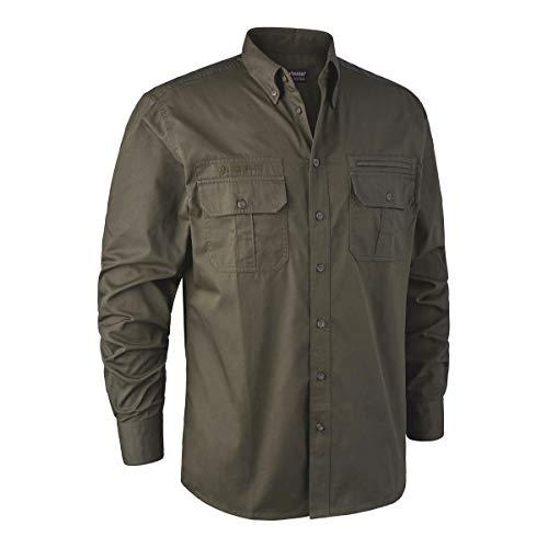 Caribou Hunting Shirt L/S Beech Green