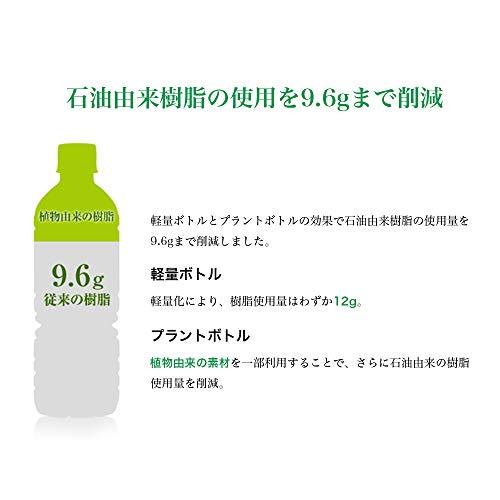 『コカ・コーラ い・ろ・は・す 天然水 555mlPET×24本』の11枚目の画像