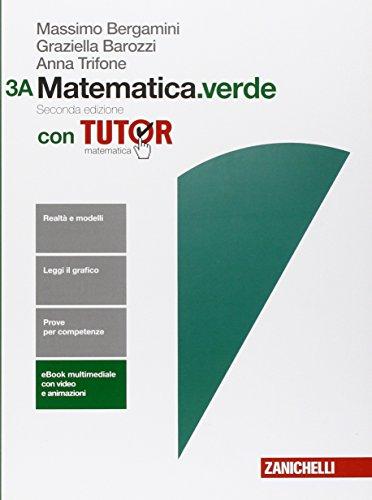 Matematica.verde. Con tutor. Vol. 3A-3B. Per le Scuole superiori. Con e-book. Con espansione online