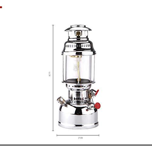 気化灯油ランプ加圧式石油ランタンプレッシャーランタン500CPマルチフューエルランタン