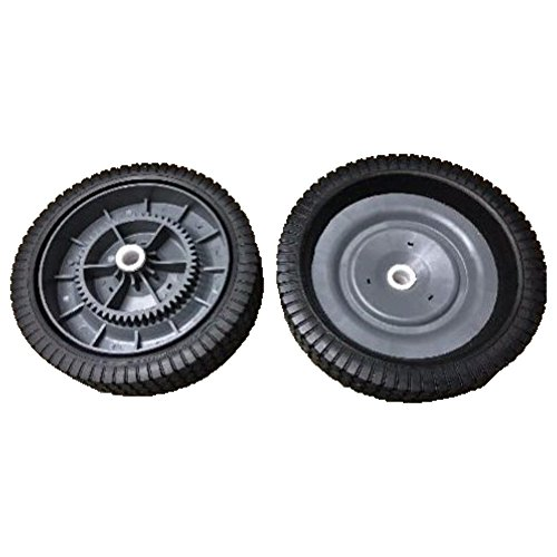 Ohio Steel Two Tow-Behind Lawn Leaf Sweeper Wheel Tire Complete Assembly 307011