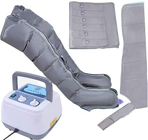 Hcyai Massagegerät Beine Fußmassagegerät Elektrisch, Massage-Gerät für Füße Beine, Arme, Taille und Füße zur Lymphdrainage Linderung Krampfadern & Wadenschmerzen