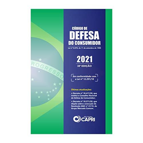Código de Defesa do Consumidor 2021