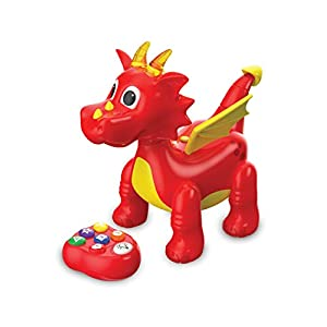 The Learning Journey Play & Learn - Infrared Remote Control Dancing Dragon - Remote Control Dragon - Toddler Toys for Boys & Girls Ages 2 Years and Up - Award Winning Toys - 41MPSY03osL - The Learning Journey Play & Learn – Infrared Remote Control Dancing Dragon – Remote Control Dragon – Toddler Toys for…