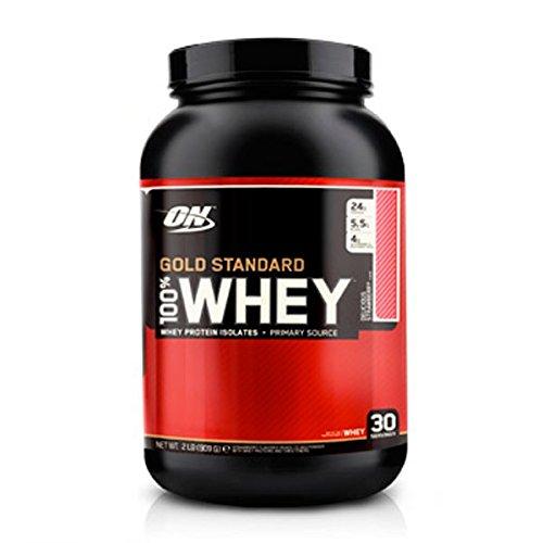 Optimum nutrition Whey gold standard - 27 Serv. Cookies Cream