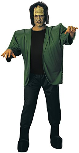 Rubie's Deluxe Adult Complete Frankenstein, Green, One Size Costume