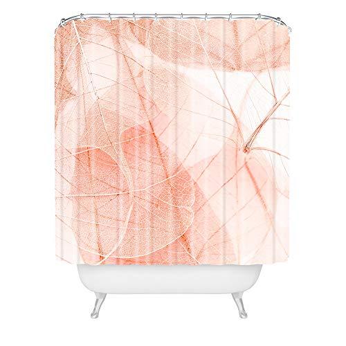 Sula-Lit Sun-Duschvorhang für Badezimmer, 183 x 183 cm, Apricot
