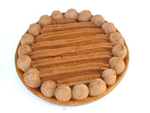 Chocolat et crème de cacao-gâteau à pâtisserie lebensmittelattrappe factice