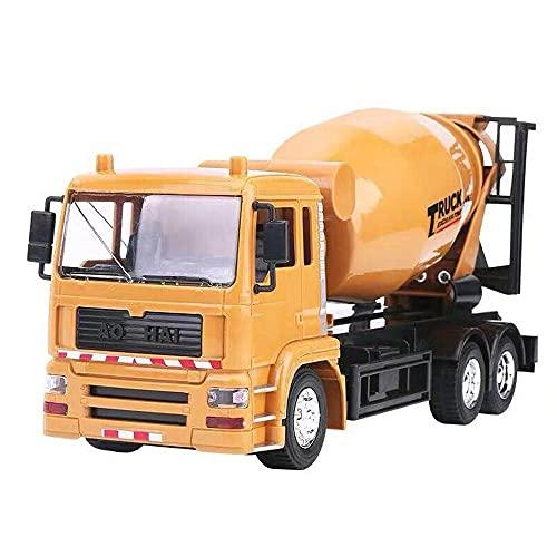 Piarner Camión de construcción de luz LED Mezclador cisterna de cemento 8...