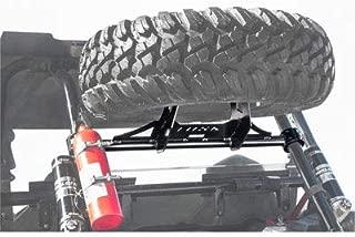 POLARIS RZR XP Turbo 1000 XP4 1000 Tusk Heavy Duty Spare Tire Carrier