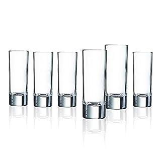 Luminarc Cool Shots 6-Piece Islande Shot Glass, 2-Ounce (B005EEYKQC)   Amazon price tracker / tracking, Amazon price history charts, Amazon price watches, Amazon price drop alerts