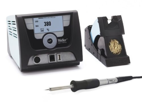 Weller WX1012 200W, 120V With WXP65 Pencil High Powered Digital Soldering Station
