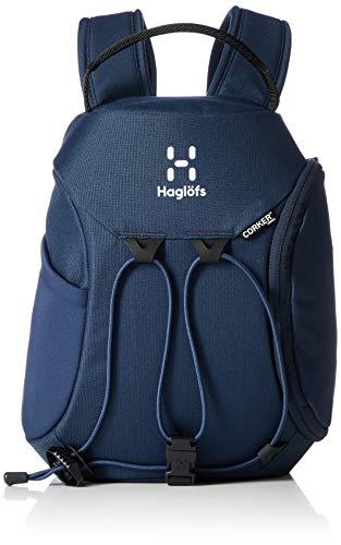 Haglöfs Corker X-Small Sac à dos unisexe pour adulte Bleu Taille unique