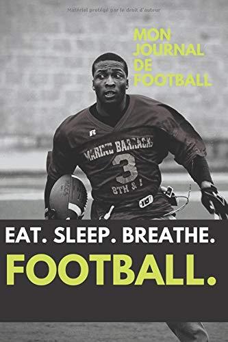 Mon journal de Football PDF Books