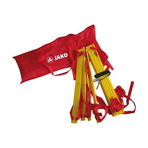 JAKO Equipment Koordinationsleiter, Gelb/Rot, 44 cm
