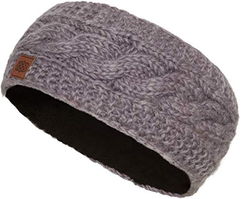 Sherpa Kunchen Headband Größe one Size chaandi Grey