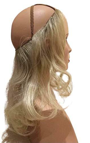 LUTTMANN® SECRET HAIR COLLECTION - Model: CURLY STYLE - Haarkranz/Haarteil bei Chemotherapie oder Alopezia
