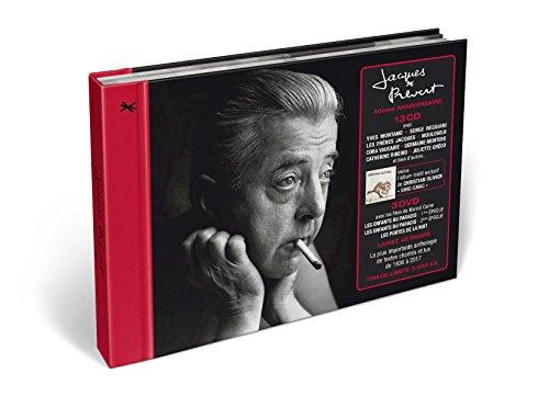 Jacques Prévert-Anthologie 40ème Anniversaire