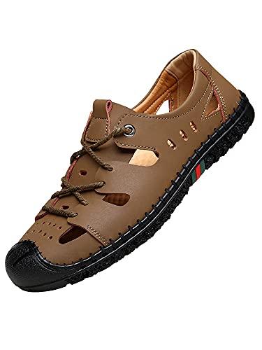 [ネルロッソ] 靴 メンズ シューズ スニーカー スリッポン サンダル メンズ 大きいサイズ オフィス カジュアル 軽量 正規品 25.0cm(40) ベージュ cmv24183-40-be