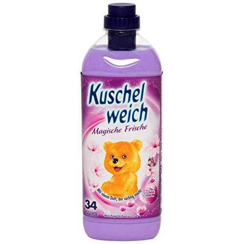 6er Vorratspack Kuschelweich Weichspüler 1000ml Magische Frische (6 * 1000ml)