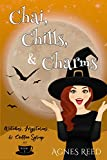 Chai, Chills & Charms: A paranormal cozy mystery...