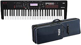 KORG シンセサイザー ワークステーション KROSS 2 61鍵盤モデル Super Matte Black [KROSS2-61-MB] + 純正ソフトケース SC-KROSS2 61 セット